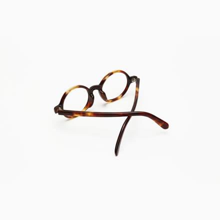 茨布オール甲丸眼鏡